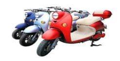 Μοτοποδήλατα - Μοτοσυκλέτες
