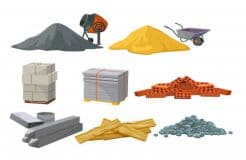 Οικοδομικά - Δομικά Υλικά