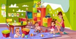 Παιδικοί Σταθμοί - Νηπιαγωγεία